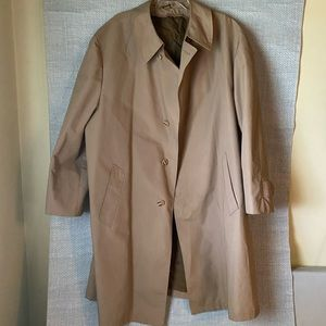 🔥Sears Outer Wear Coat Size 52 Big Men line❗️